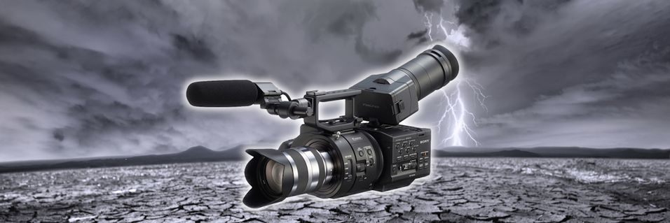 Sony med 4K-kapabel video