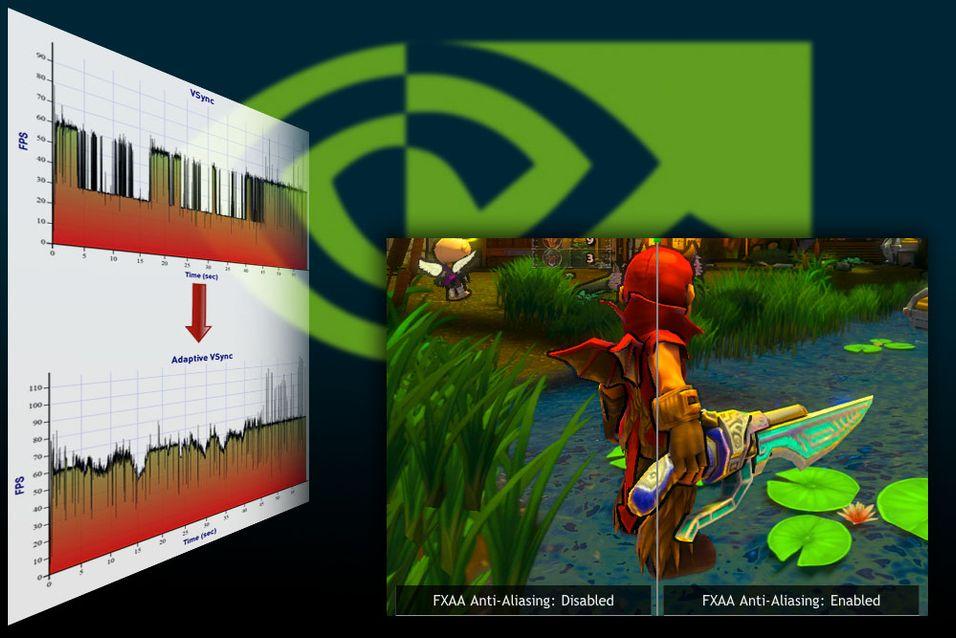 Nvidia slipper ny driver til skjermkortene sine