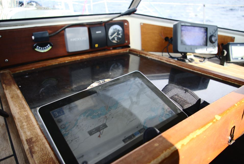 TEST: Navionics Marine for Android