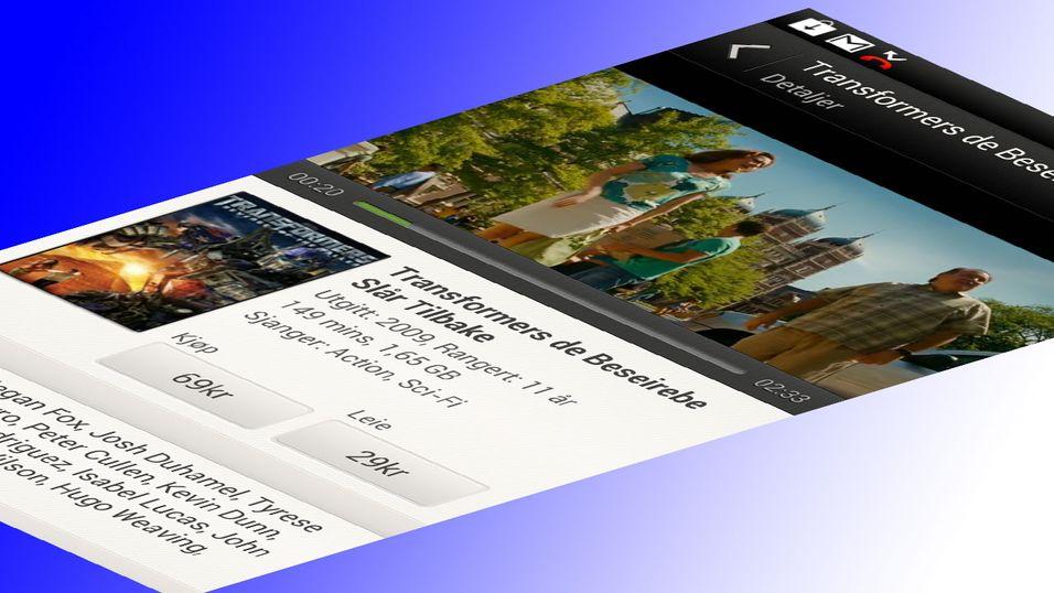 HTC har åpnet filmtjeneste