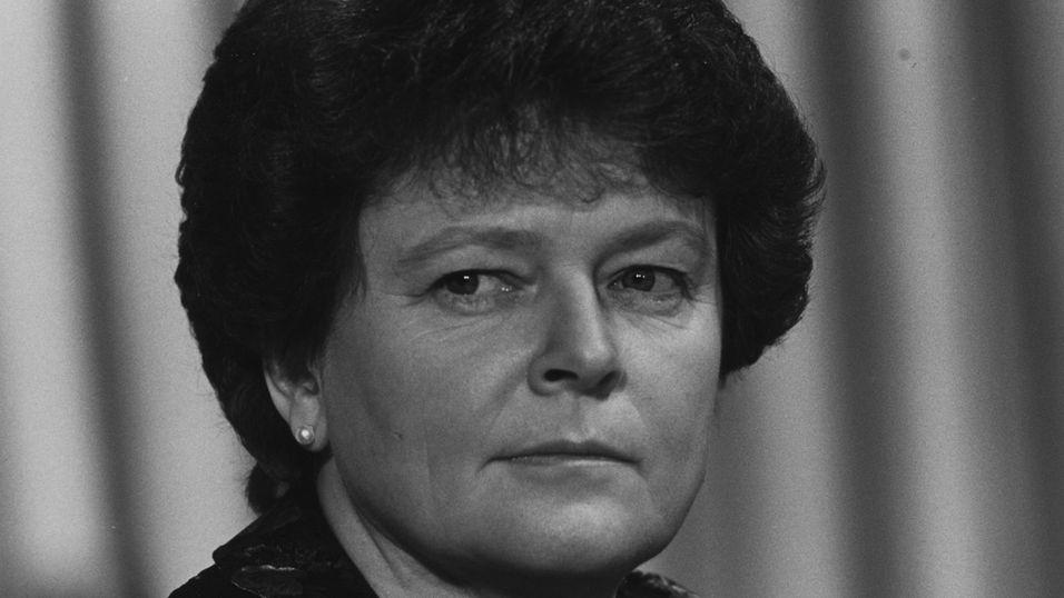 Gro Harlem Brundtlands uttalelser om mobilstråling har falt forskere tungt for brystet (Foto: World Economic Forum)
