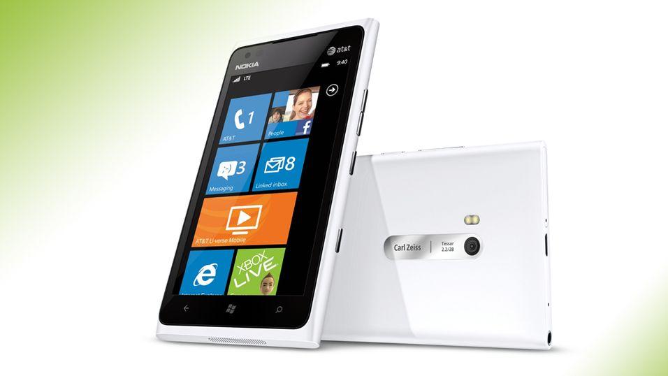 Nokia Lumia 900 ble lansert i europeisk utgave under Mobile World Congress i februar.