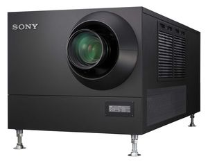 4K-projektor fra Sony.