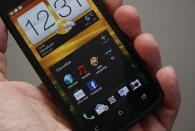 Har du en HTC One S eller en One X? Da er du en av dem som får Android 4.1.