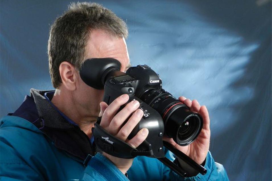 Zoom jevnt med Canon-speilrefleks