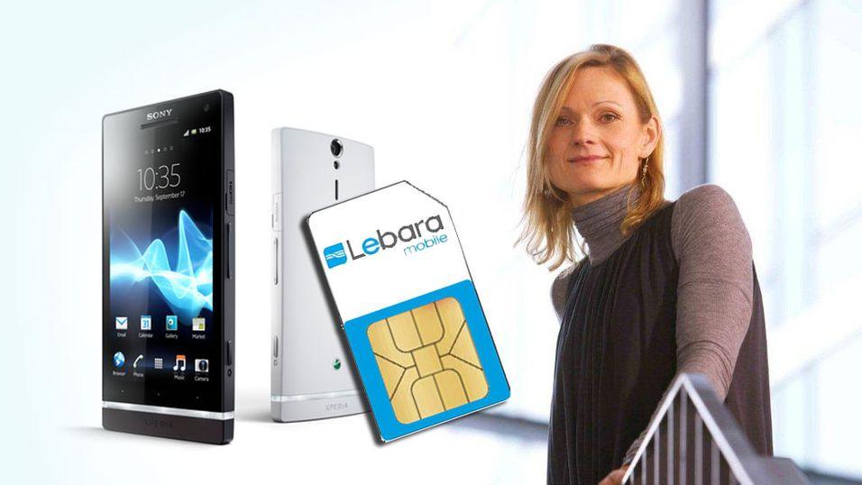 Lebara-sjef Hanne Løvstad hevder at de har det billigste kontantkortet på markedet.