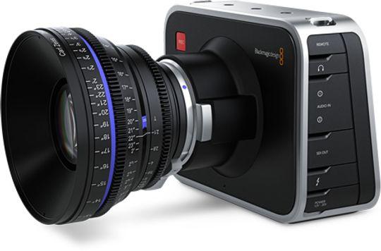 Blackmagic Designs nye videokamera har fått mye positivt oppmerksomhet.