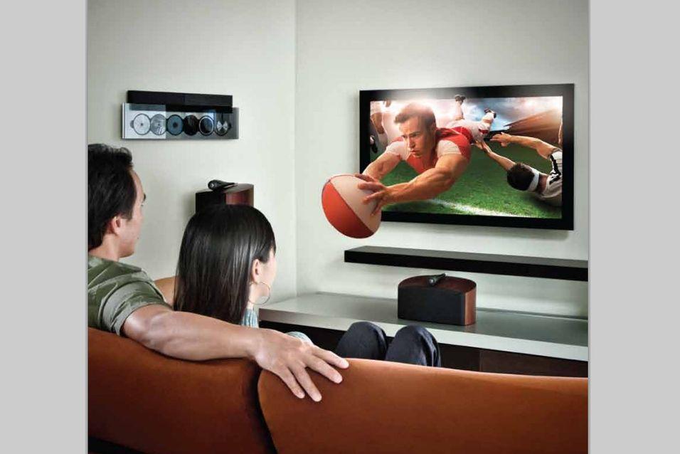 Dolby og Philips klare med brillefritt 3D-format