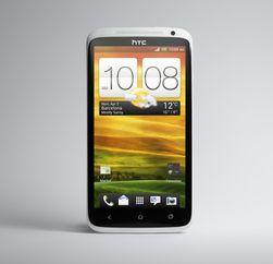 HTC One X har fysiske snarveistaster, selv om Google har lagt opp til at snarveiene skal flyttes til skjermen i Android 4.