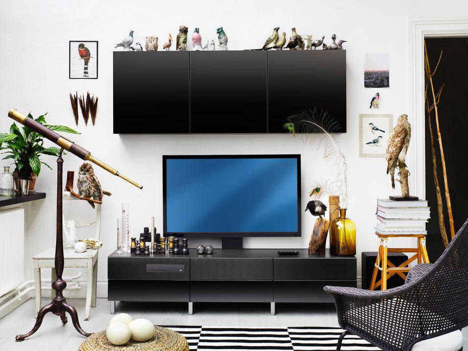 Snart får du kjøpt TV hos IKEA