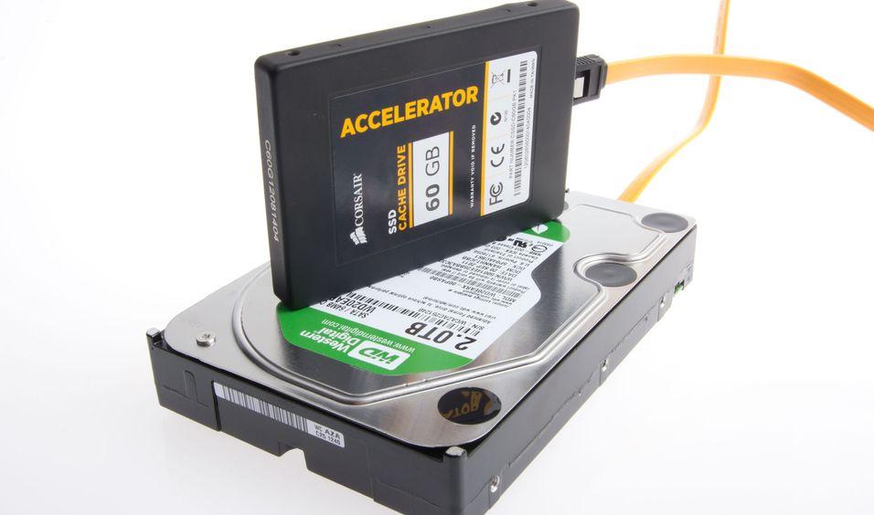 TEST: Corsair Accelerator 60 GB