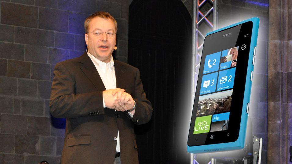 Nokia går til patentkrig