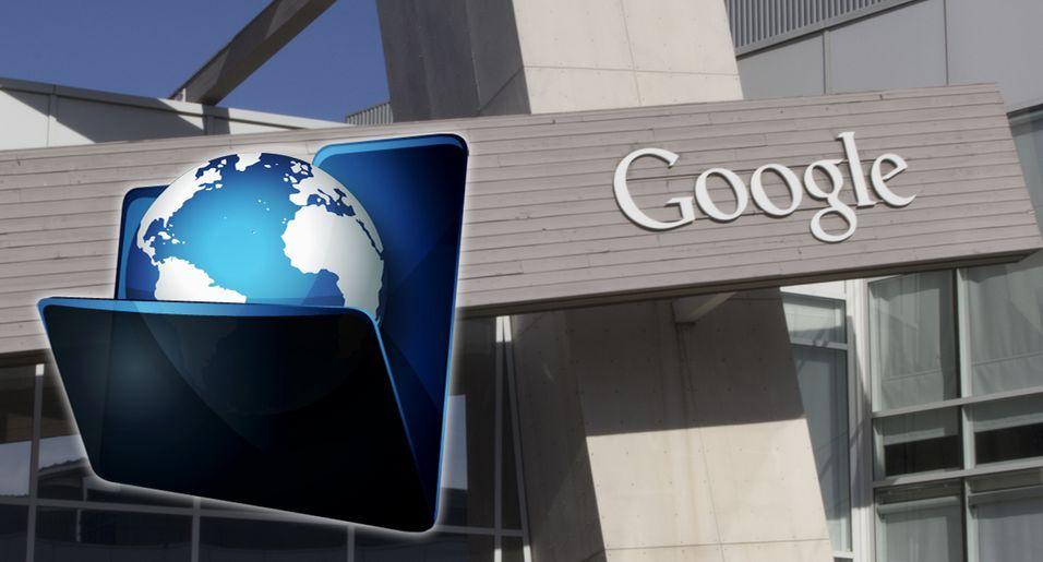 Google utfordrer Dropbox