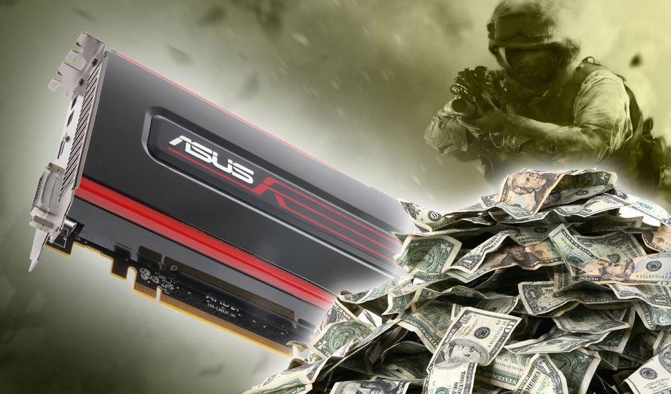 AMD kutter prisene på toppkortene sine.