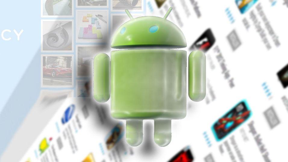 Sjekk ut de nye Android-appene