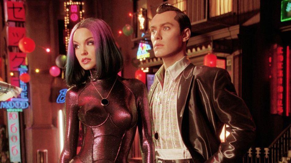 Robotprostituerte fra Steven Spielbergs film Artificial Intelligence: AI fra 2001.