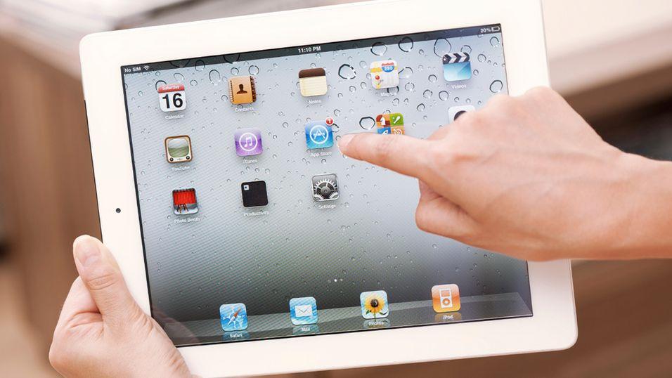 – Produksjonen av iPad Mini er i gang