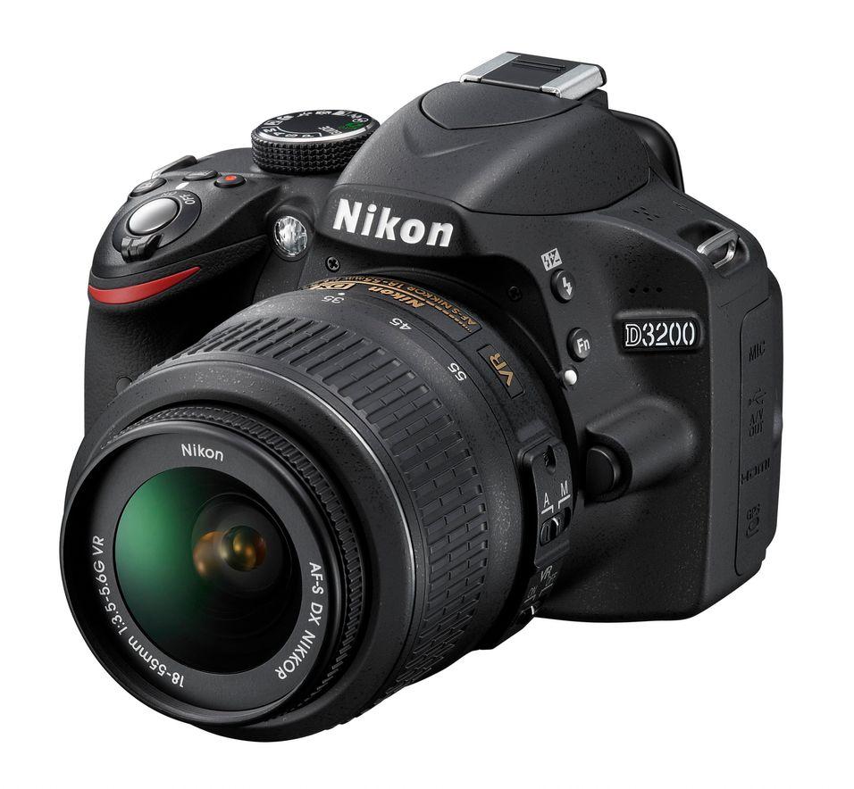 TEST: Nikon D3200