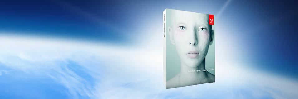 Adobe lanserer Photoshop CS6