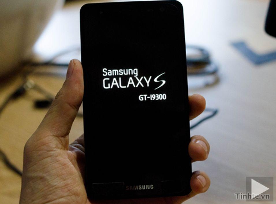 Galaxy M rundt kloden som Galaxy S3