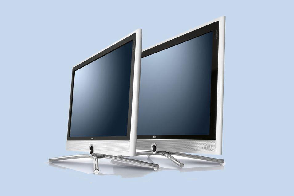 Loewe lanserer små luksus-TV-er