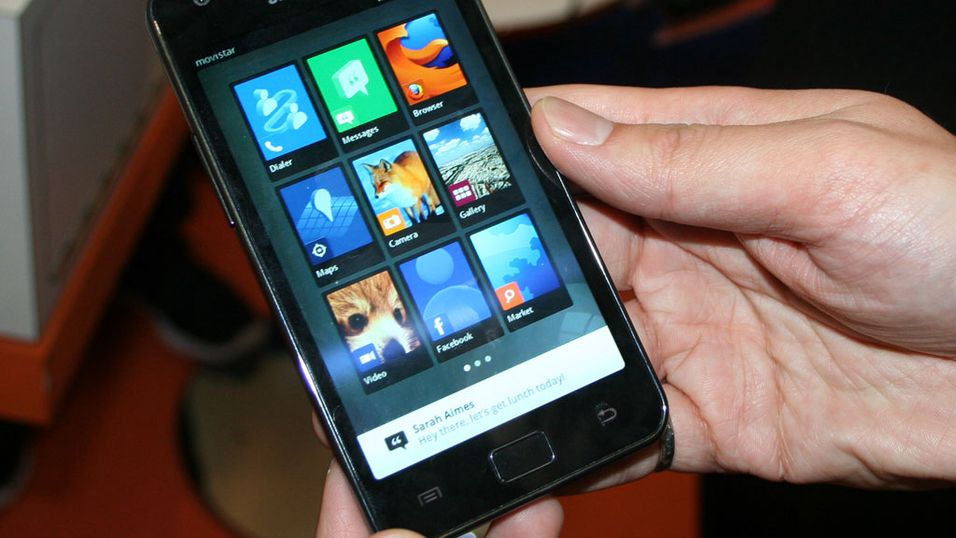 Mozilla-mobil kommer tidlig i 2013