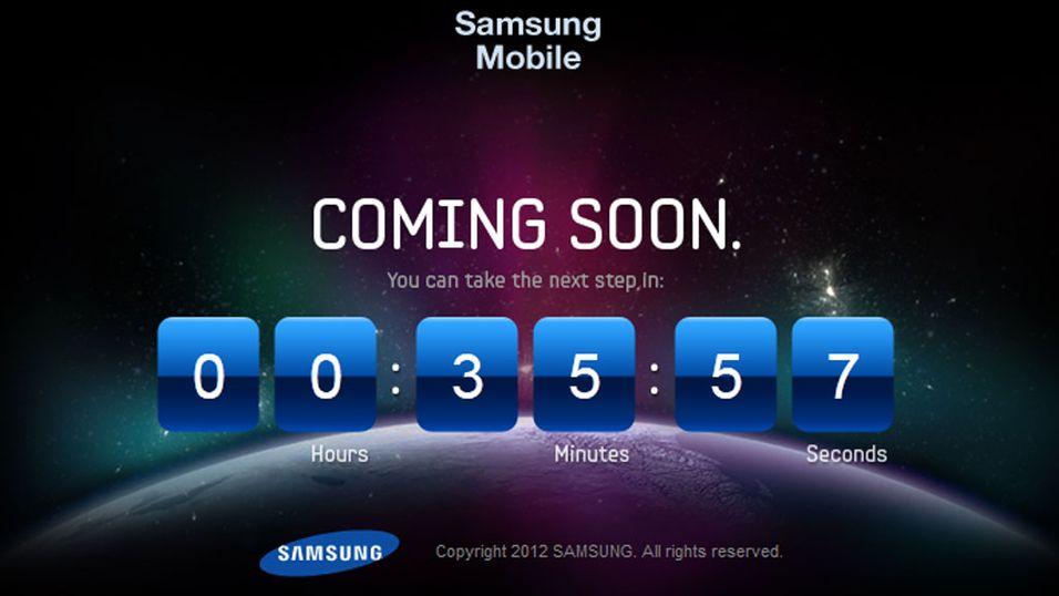 Hva skjulte Samsungs nedtellingsklokke?