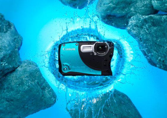 Canon PowerShot D20: Tåler det meste.