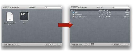 Apple valgte å droppe det iOS-lignende utseendet på iCloud-menyene.
