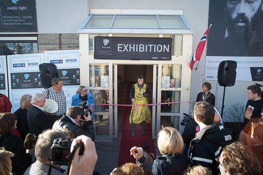 Nordic Light House of Photography ble offisielt åpnet.