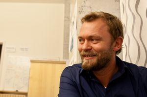 Sindre Østgård. Foto: Eirik Solheim