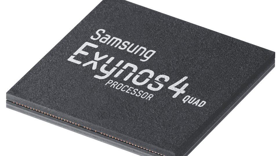 Samsung viser frem ny prosessor