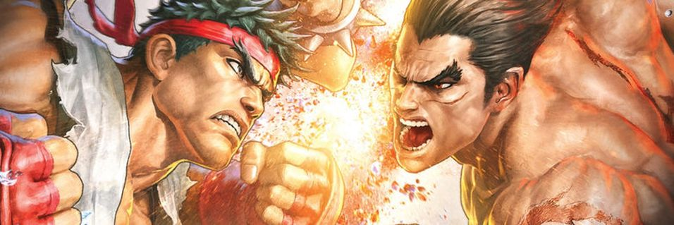 E-SPORT: Turnering i Street Fighter X Tekken