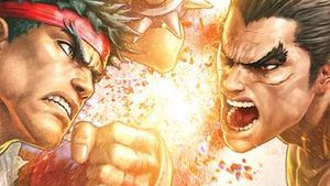Turnering i Street Fighter X Tekken