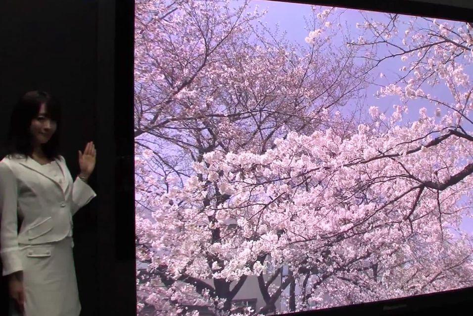Panasonic avslører monsterskjerm
