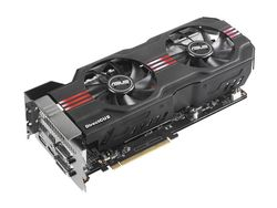 Asus GeForce GTX 680 DirectCU II OC 2GB
