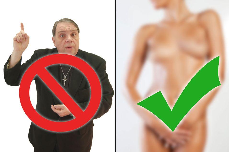 Religiøse nettsider sprer mer virus enn pornosider