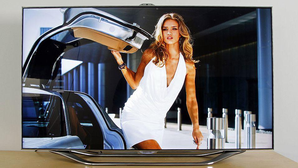 TEST: Samsung UE55ES8005