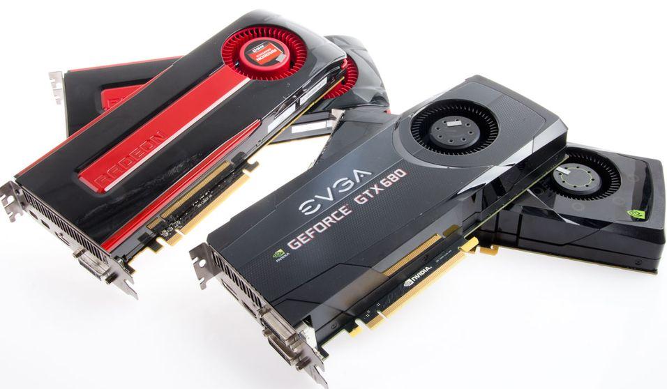 TEST: HD 7970 CrossfireX og GTX 680 SLI