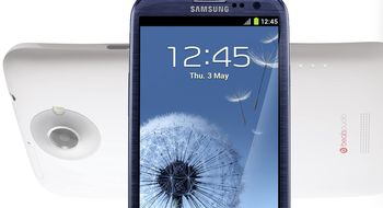 Galaxy S III gruser HTC One X