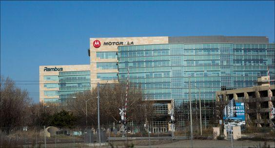 Motorolas kontorer i Santa Clara.