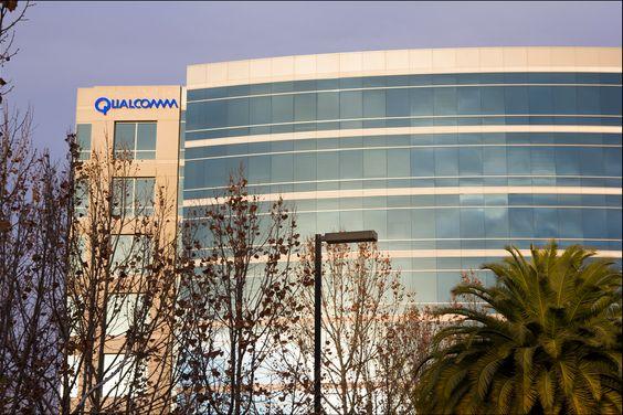 Qualcomms kontorer i Santa Clara.