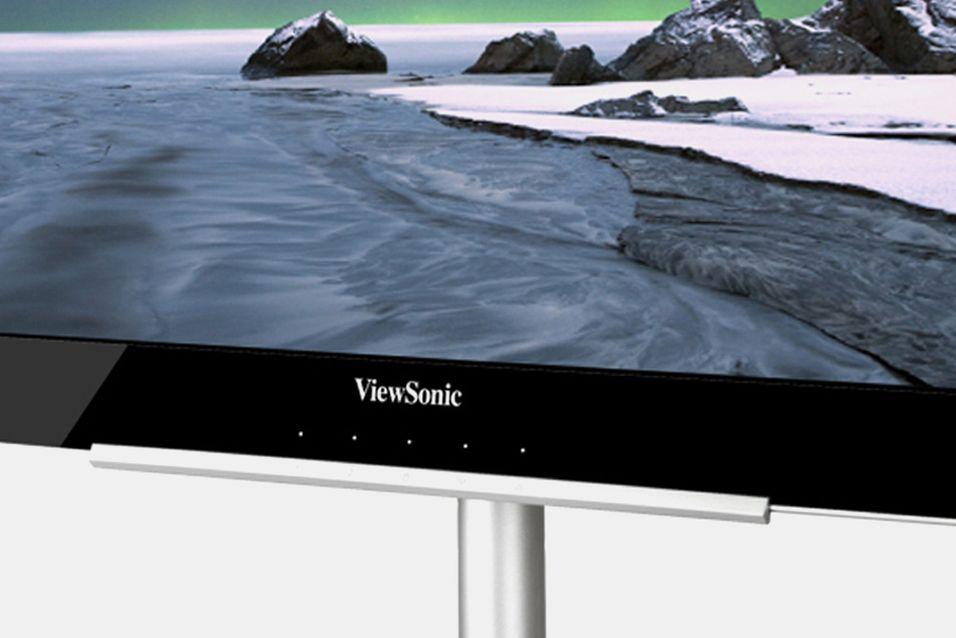 VX2460H er en slank skjerm for slanke lommebøker
