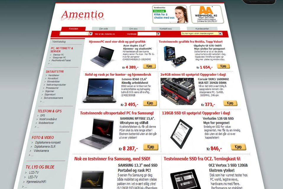 Amentio-navnet lever videre