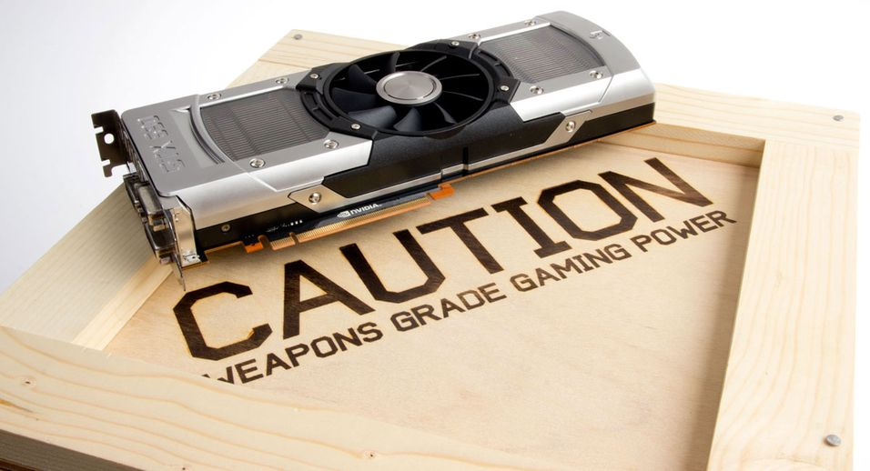 UNBOXING: Endelig har GeForce GTX 690 kommet