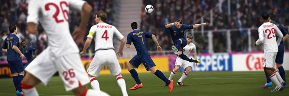 Anmeldelse: UEFA Euro 2012 (PS3/X360)