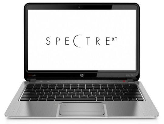 Nye HP Envy Spectre XT.
