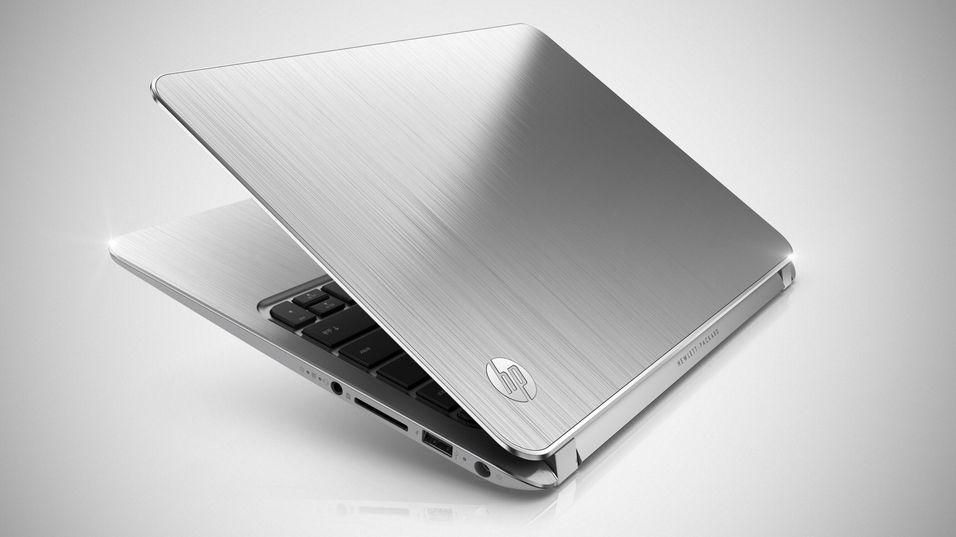 Her er HPs nye Ultrabooks