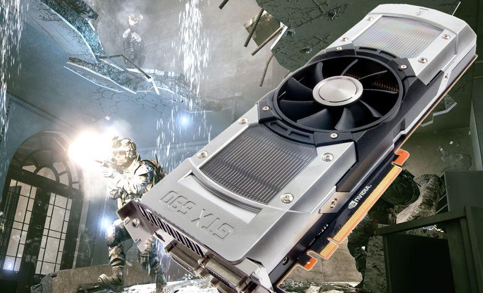TEST: Nvidia GeForce GTX 690