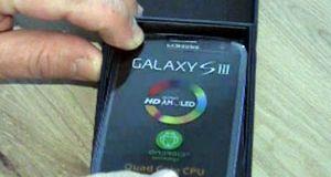 Vi pakker opp Samsung Galaxy S III